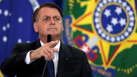 """""""No hable bestialidades"""": Bolsonaro se burla de la intención de Macron de producir soja en Francia para no deforestar la Amazonía"""