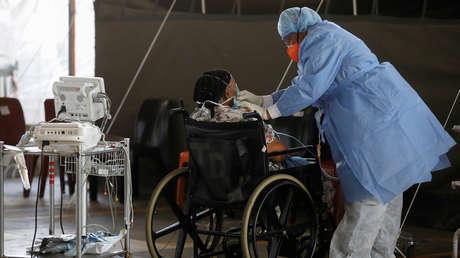 La variante sudafricana de covid-19 resiste el tratamiento con plasma y podría restar eficacia a las vacunas