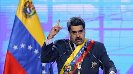 Maduro denuncia un
