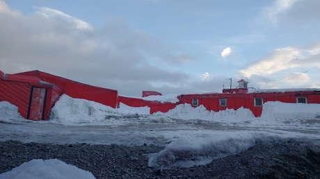 Un sismo de magnitud 7,1 activa alerta de tsunami cerca de bases antárticas chilenas