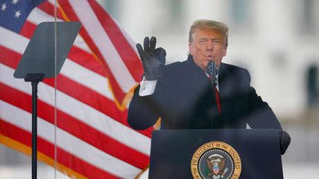 """El Senado de EE.UU. rechaza la petición de los republicanos de reconocer como """"inconstitucional"""" el proceso de 'impeachment' a Trump"""