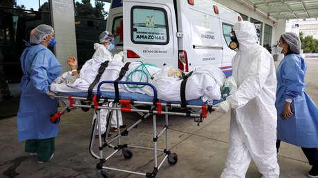 La Organización Panamericana de la Salud advierte del aumento de contagios y hospitalizaciones por covid-19 en Sudamérica