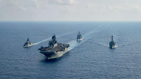 """El secretario de Estado de EE.UU. se compromete a apoyar a los países del sudeste asiático frente a la """"presión"""" de China"""