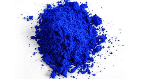 Sale a la venta un nuevo y único pigmento azul, el primero descubierto en más de 200 años