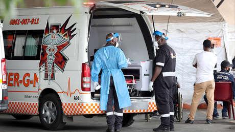 EE.UU. registra dos primeros casos de contagio con la potente cepa sudafricana en personas sin historial de viajes