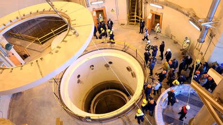 Teherán urge a Biden a levantar las sanciones si quiere que Irán restrinja el enriquecimiento de uranio