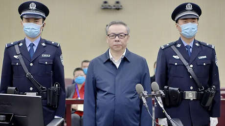 Exjefe de una empresa estatal china de gestión de activos, ejecutado por cargos de sobornos y malversación por valor de 260 millones de dólares