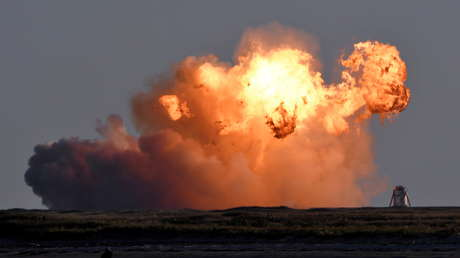 The Verge: Investigan a SpaceX por violar su licencia de lanzamiento en la prueba de Starship que terminó con una explosión
