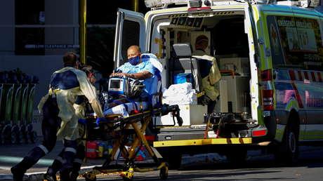 Un guardia de seguridad contrae el coronavirus y provoca una cuarentena estricta de 5 días en varias regiones de Australia