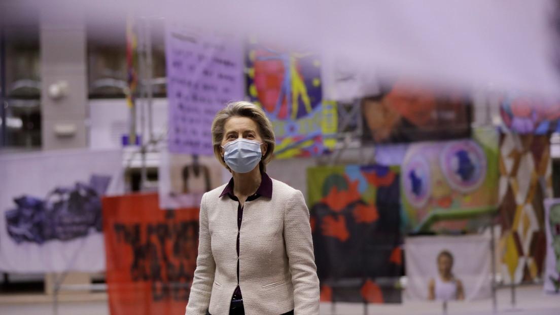 """Comisión Europea: """"No estamos en una carrera por las vacunas"""""""