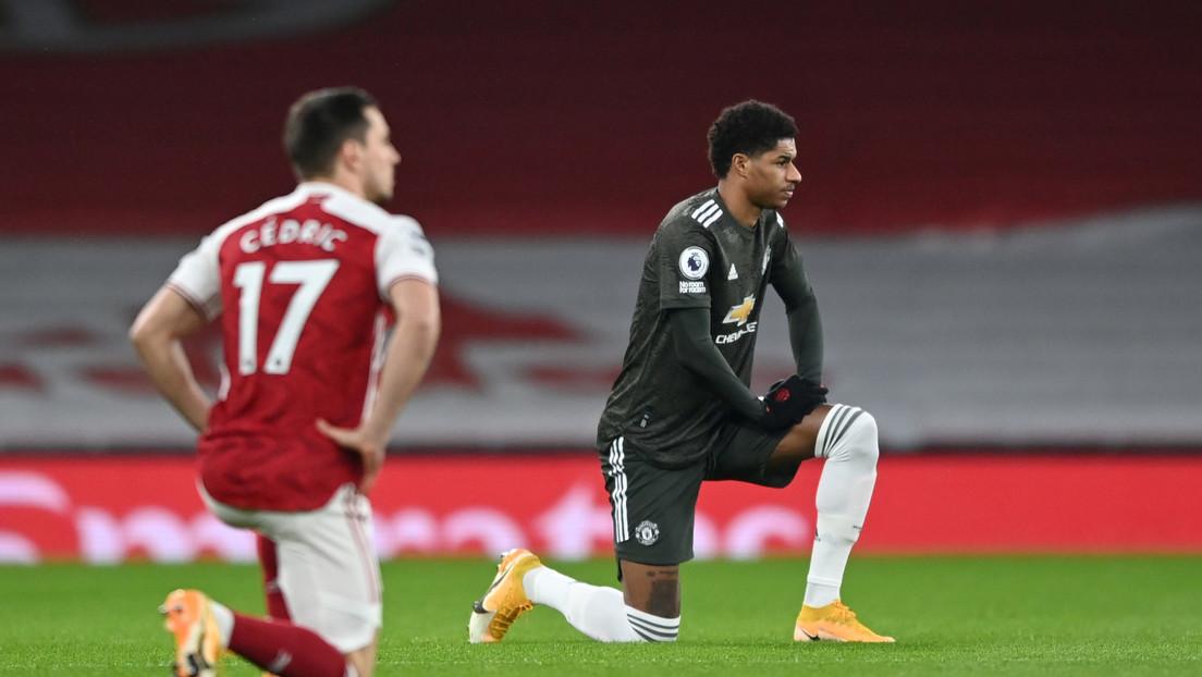 """El Manchester United insta a las redes sociales a """"hacer más"""" para hallar a los autores de los insultos racistas a sus jugadores"""