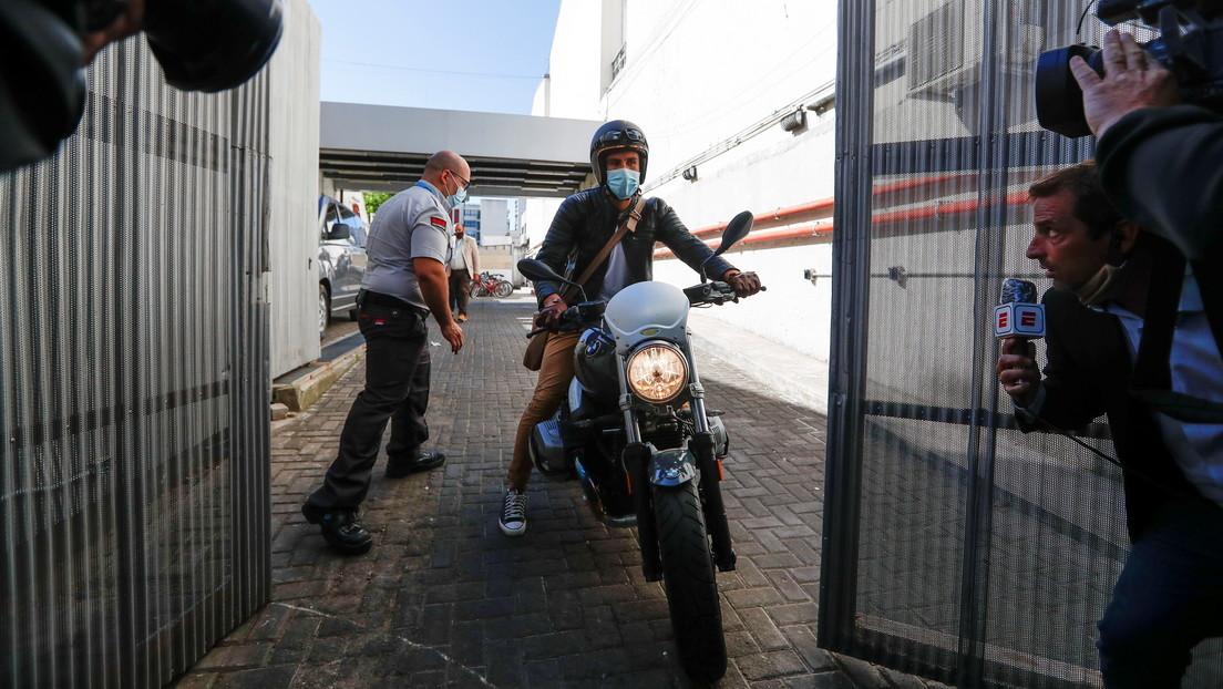 """""""Se va a c*gar muriendo el gordo"""": los polémicos audios del médico de Maradona minutos antes de su muerte"""