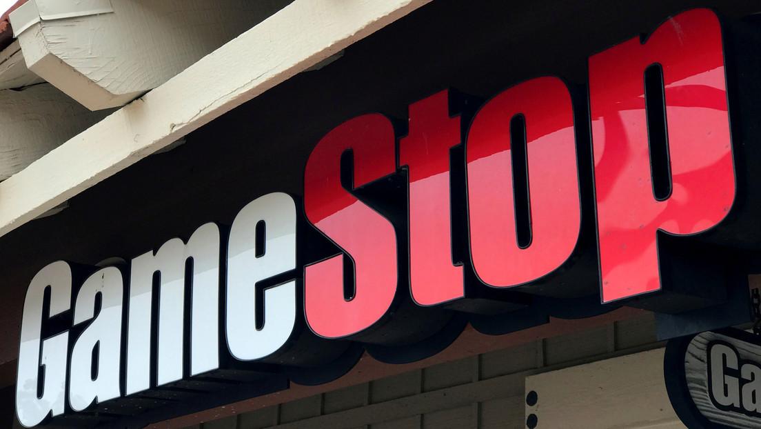 Suspenden la cotización en bolsa de GameStop debido a su volatilidad