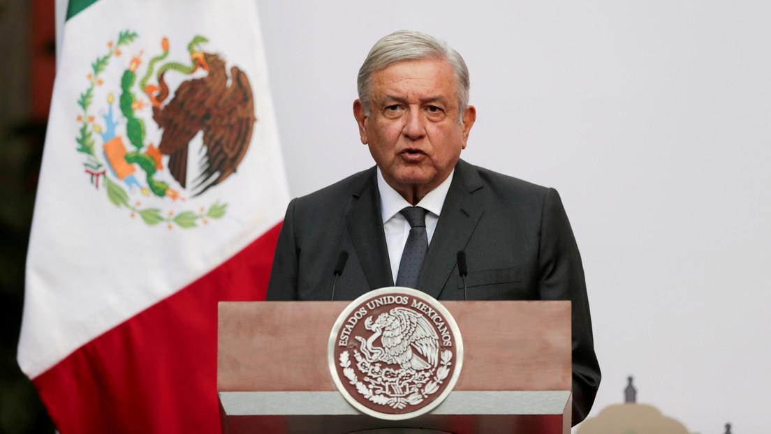 López Obrador podría reincorporarse a sus funciones la próxima semana tras contagiarse de covid-19