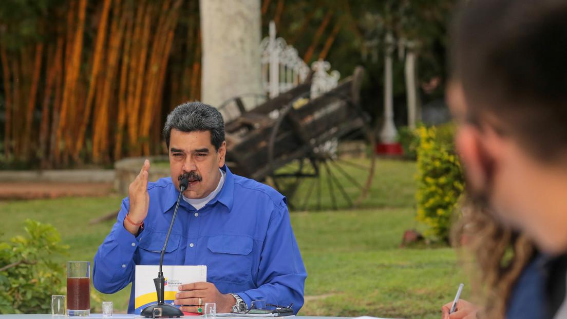 """Maduro destaca que las pruebas de la vacuna rusa Sputnik V en Venezuela tuvieron """"100 % de efectividad"""" y """"ningún problema"""""""