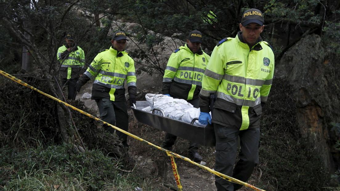 Autoridades colombianas hallan los cuerpos de cuatro jóvenes reportados como desaparecidos en el Cauca