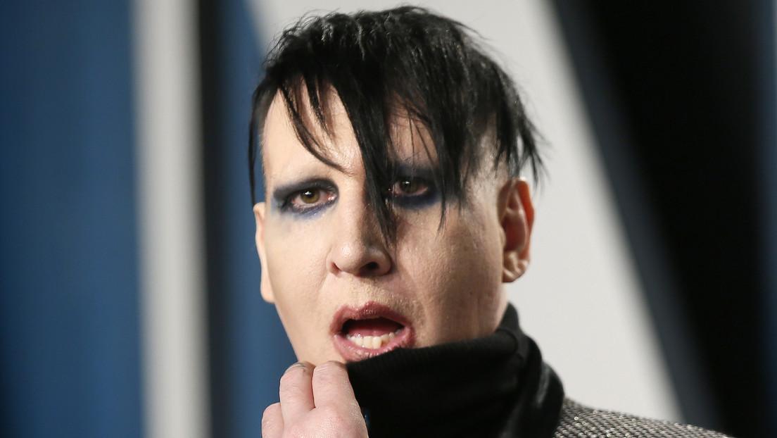 """""""Abusó de mí de forma horrorosa"""": Evan Rachel Wood y otras 4 mujeres acusan a Marilyn Manson de violación y agresión sexual"""