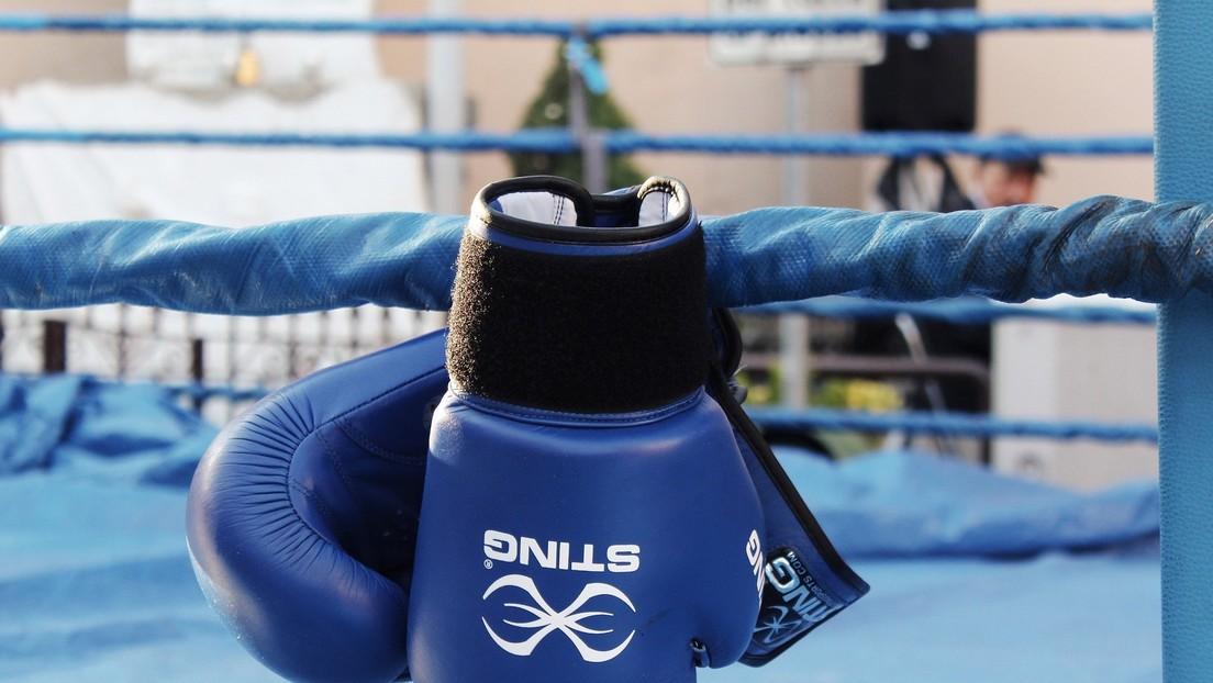 Boxeador pakistaní muere tras ser noqueado por su rival