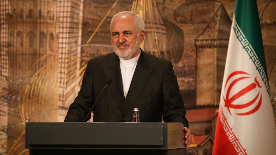Ministro de Exteriores de Irán pide que Europa coordine el retorno de EE.UU. al acuerdo nuclear