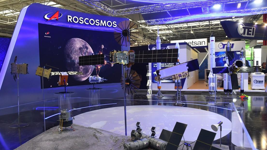 Roscosmos afirma que el programa lunar ruso es 10 veces más barato que el estadounidense