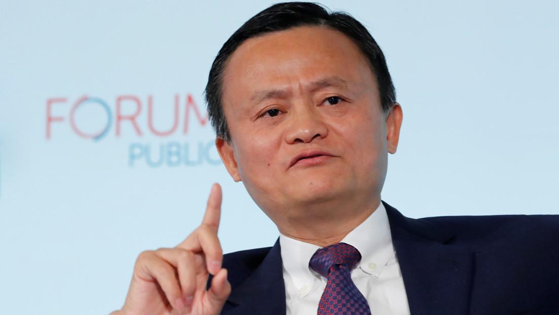 Un periódico estatal chino omite a Jack Ma de su lista de líderes empresariales del país asiático