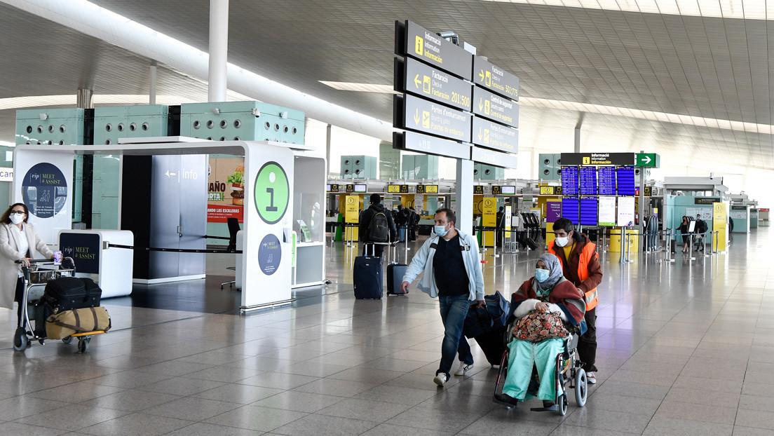 España suspende los vuelos con Brasil y Sudáfrica para frenar la expansión de las nuevas cepas de coronavirus