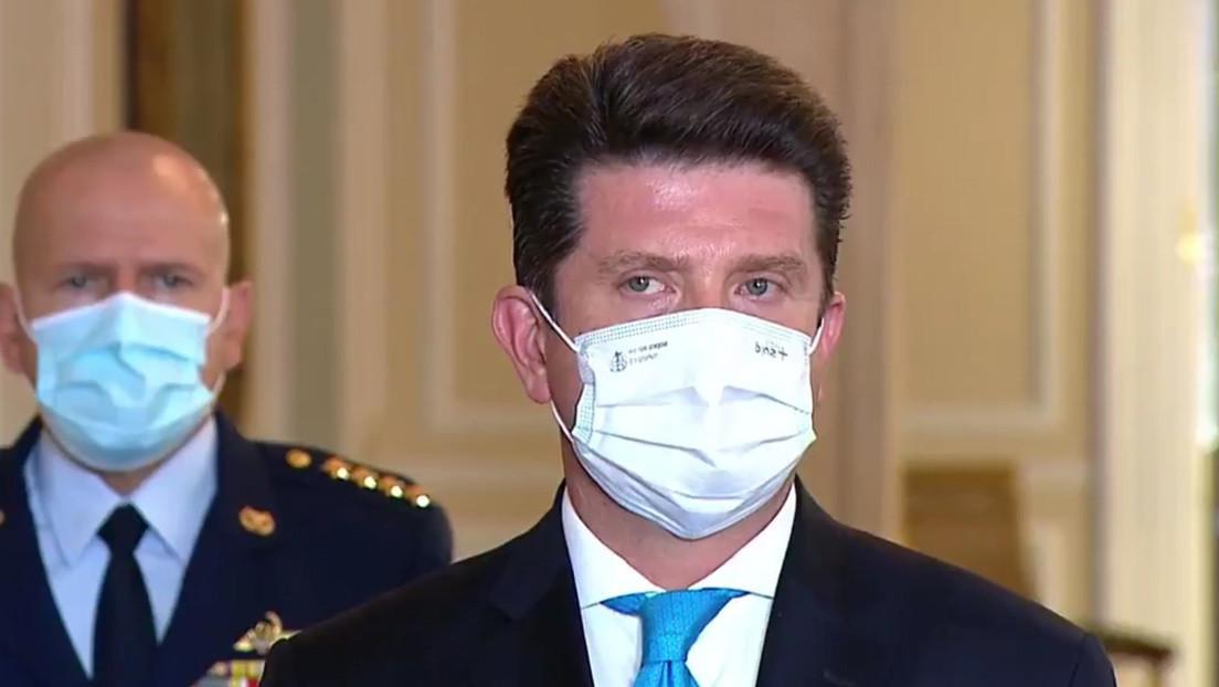 Diego Molano, nuevo ministro de Defensa de Colombia tras la muerte de Carlos Holmes Trujillo