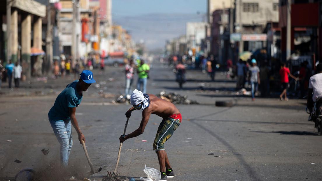 Huelga general en Haití para exigir acciones contra la violencia y el fin del mandato presidencial