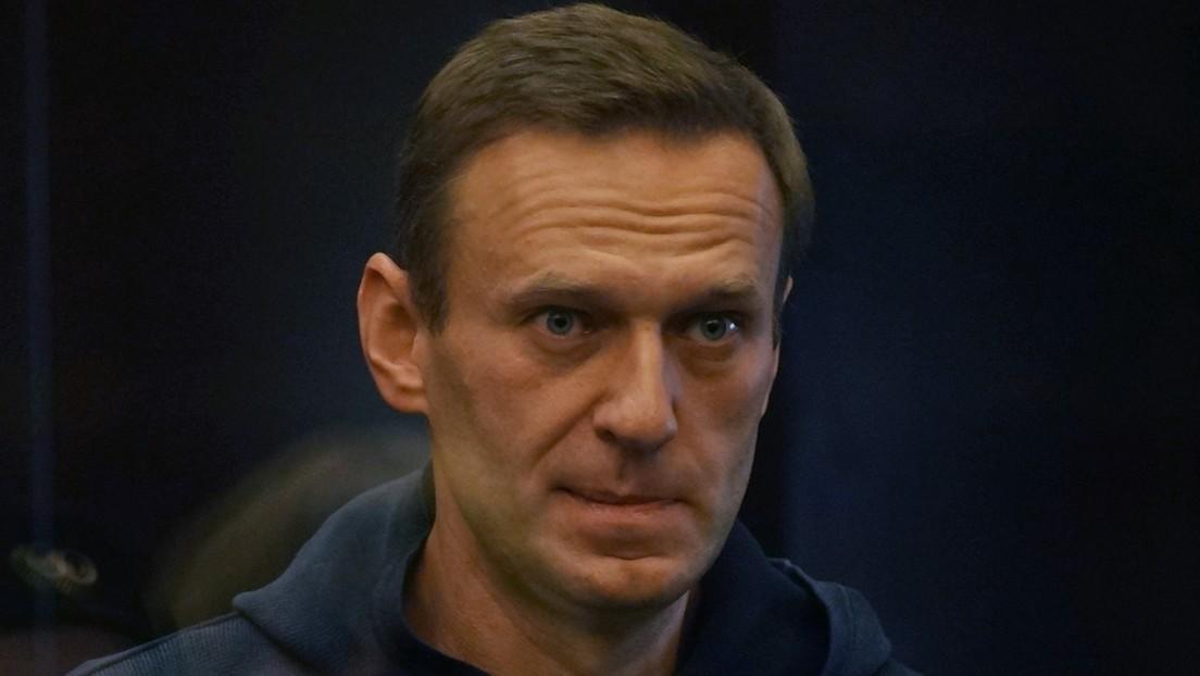 Un tribunal sustituye la sentencia condicional de Alexéi Navalny por una efectiva de 3,5 años de prisión