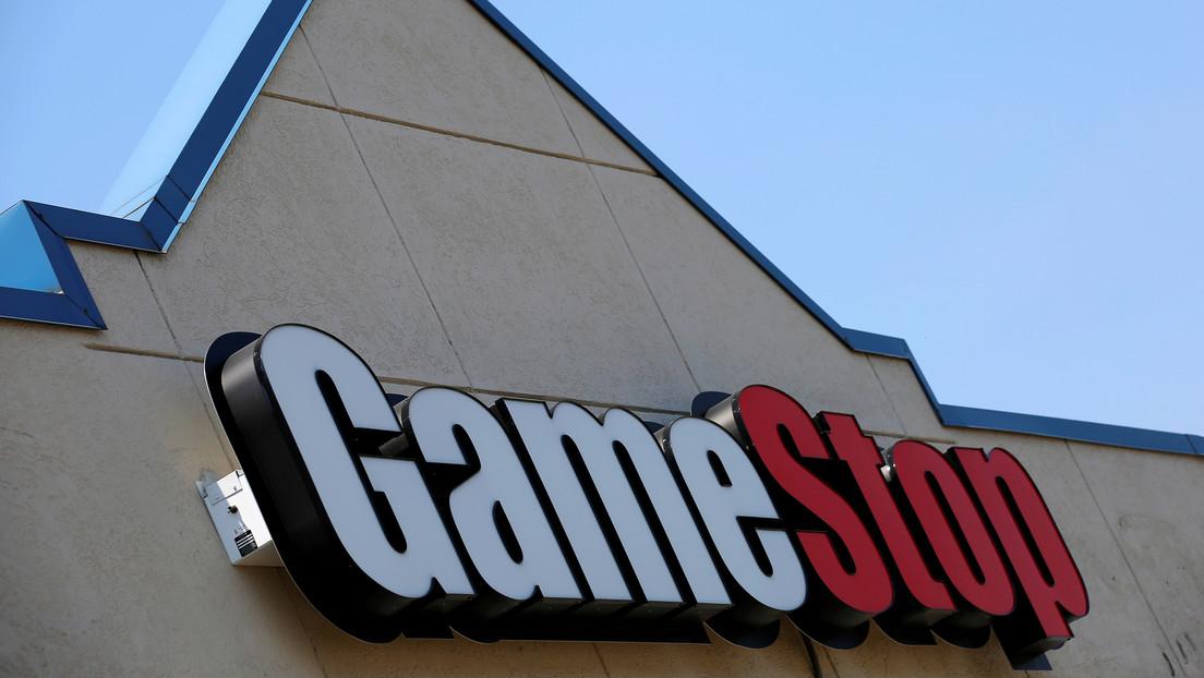 GameStop se desploma un 50 %, con una caída acumulada del 65 % en dos días