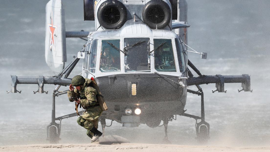 """Analistas de EE.UU. describen un ataque hipotético de la OTAN contra Rusia que Moscú califica de """"fantasía"""""""