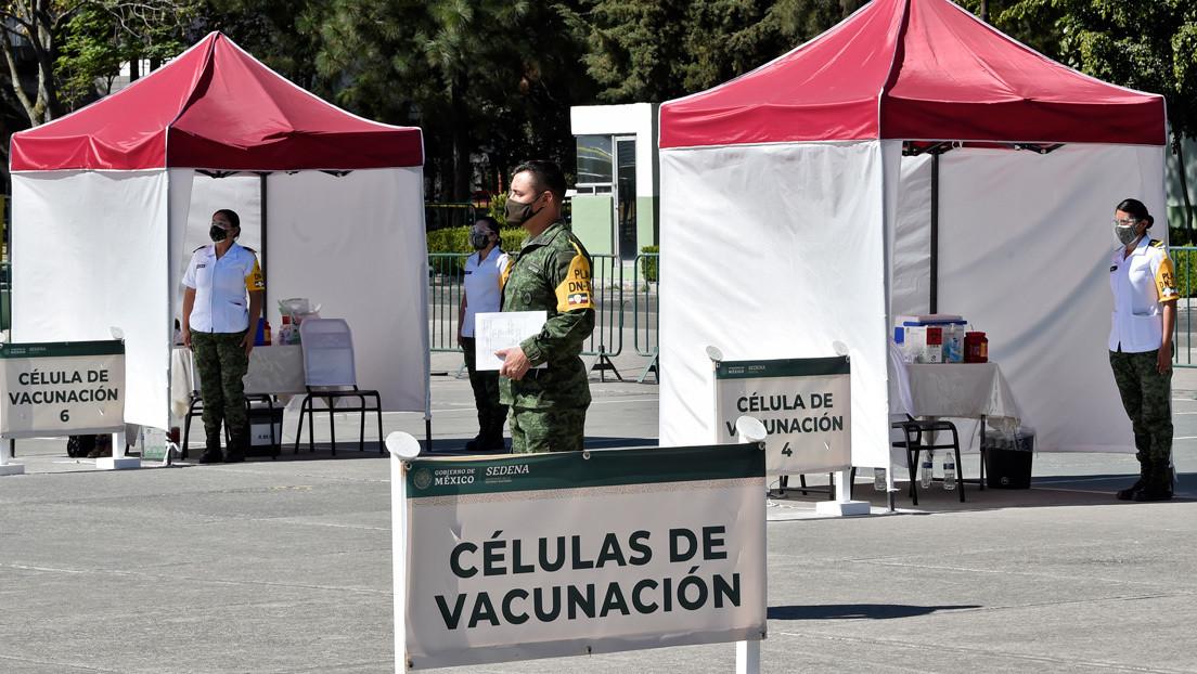 El Gobierno de México da luz verde al registro de unos 15 millones de adultos mayores que prevén vacunarse contra el covid-19