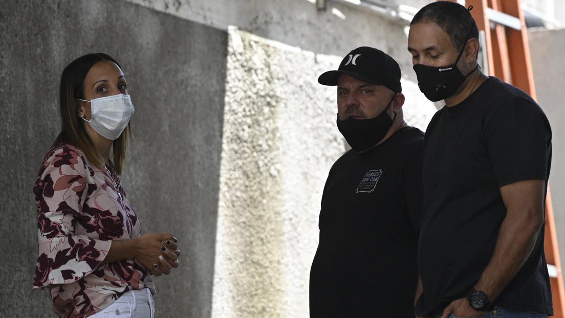 """Medios argentinos reportan la imputación por """"falsedad ideológica"""" a la psicóloga que atendía a Maradona"""