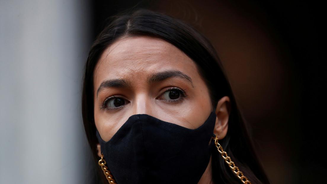 La congresista Alexandria Ocasio-Cortez revela haber sido agredida sexualmente