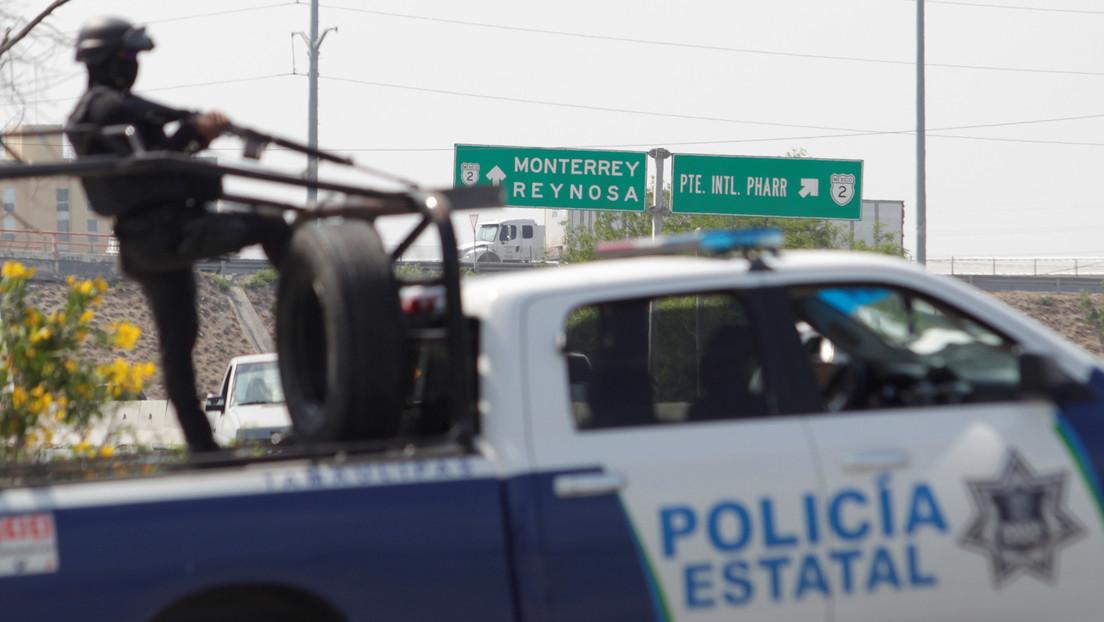 Detienen a 12 policías por su vinculación con la masacre de migrantes en el norte de México