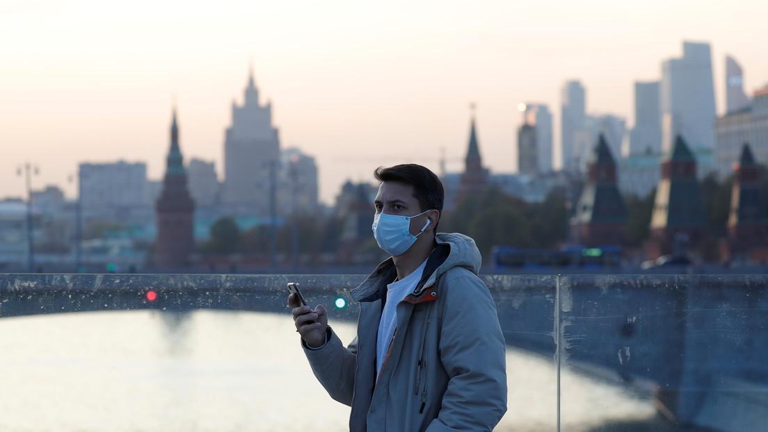 Bloomberg destaca el éxito de la economía rusa en el contexto de la pandemia