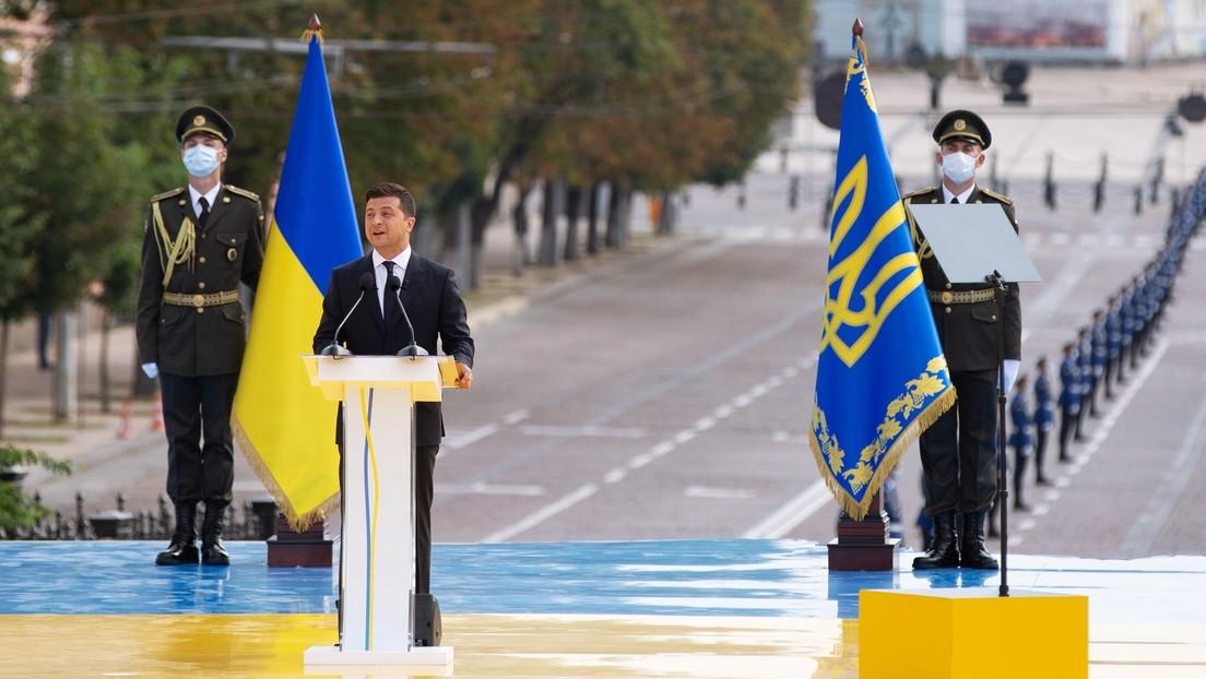 La oposición ucraniana anuncia que lanzará un proceso de juicio político contra Zelenski tras el cierre de tres canales críticos