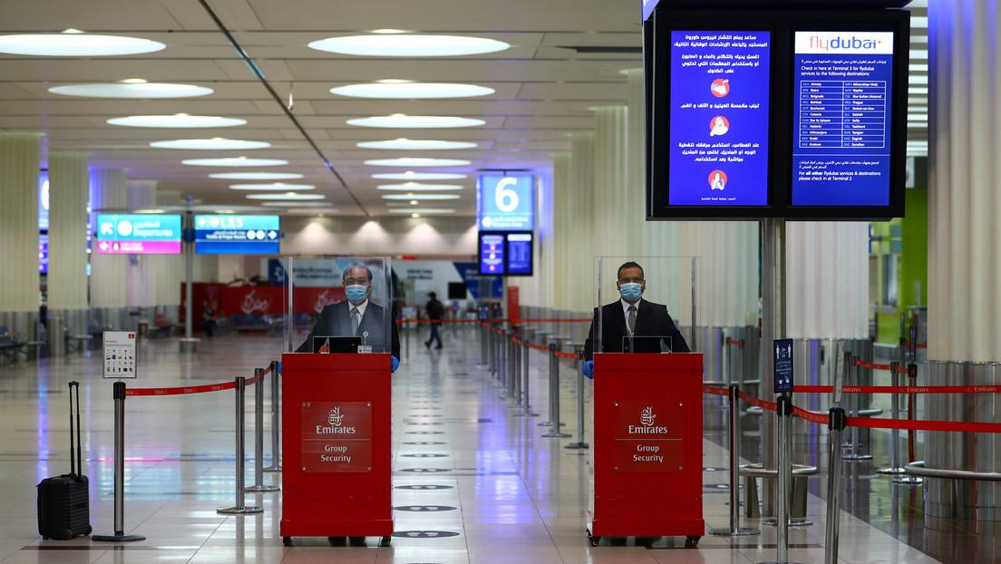 La aerolínea Emirates introduce el sistema digital de pasaportes anticovid de la IATA