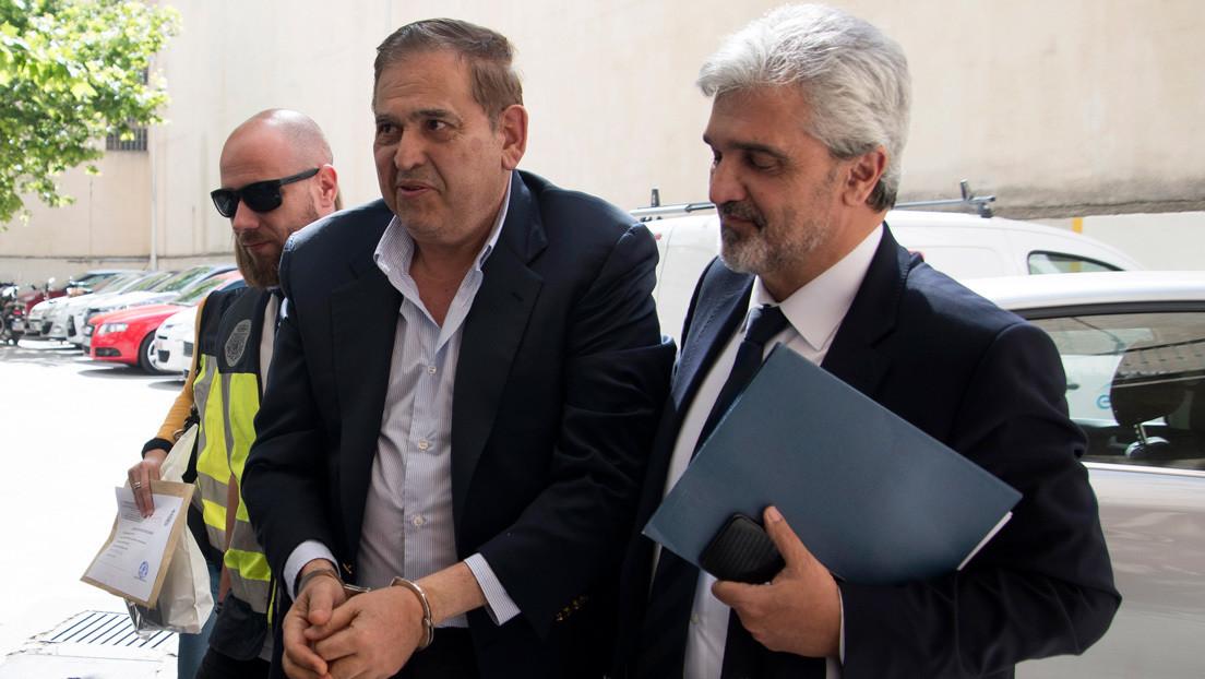Alonso Ancira, expresidente de Altos Hornos, es extraditado a México desde España