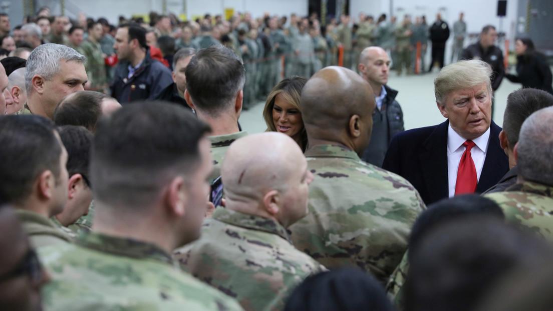 EE.UU. congela la retirada 12.000 soldados de Alemania planeada por Trump