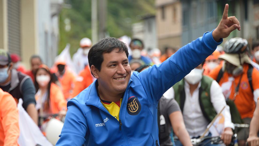 Alberto Fernández le confirma a Arauz apoyo para gestionar que las vacunas contra el covid-19 lleguen a Ecuador