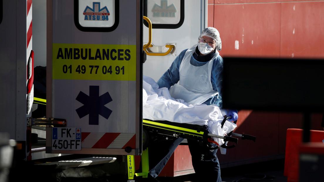 Una furgoneta embiste contra peatones en París y causa un muerto y un herido