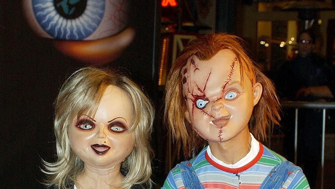 Autoridades de Texas emiten un alerta de emergencia por Chucky, el muñeco diabólico, y luego se disculpan por el error