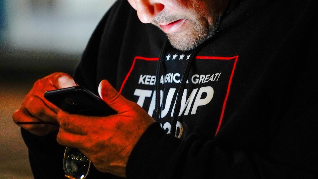 Despiden al director ejecutivo de Parler, red social popular entre los partidarios de Trump