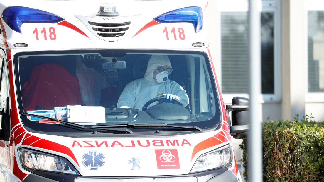 """""""Apágalas o te disparo"""": la mafia prohíbe a las ambulancias de Nápoles usar sirenas porque le impiden traficar drogas"""
