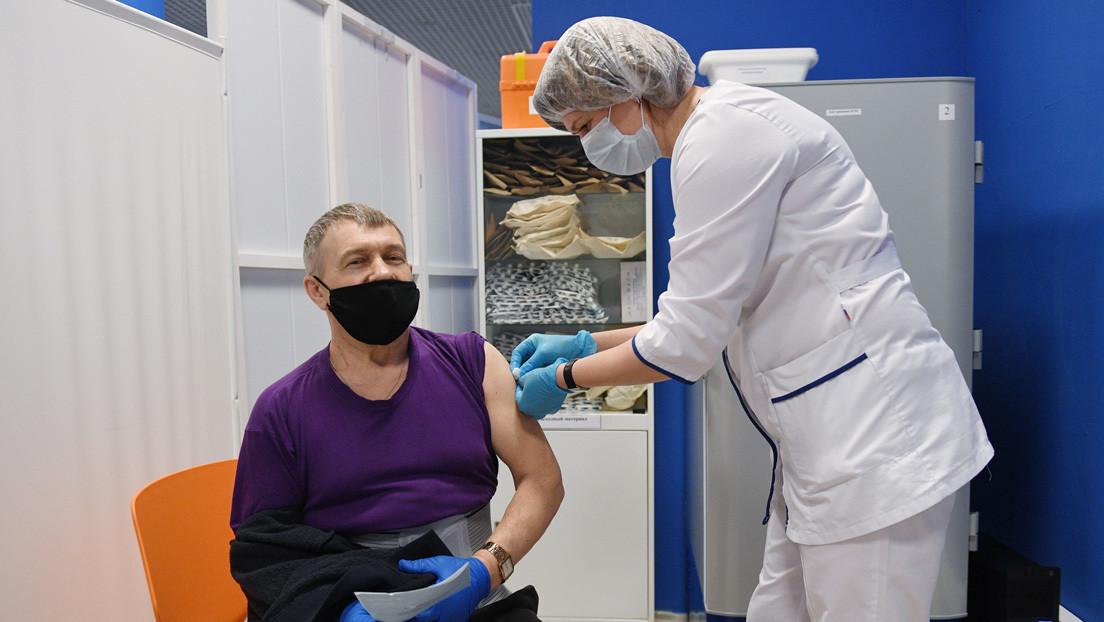 El desarrollador de la vacuna rusa EpiVacCorona anuncia que la inmunidad durará un año