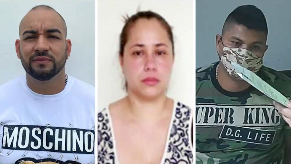 Colombia detiene a ocho personas solicitadas por España, EE.UU., Ecuador, Perú y Brasil por delitos de narcotráfico
