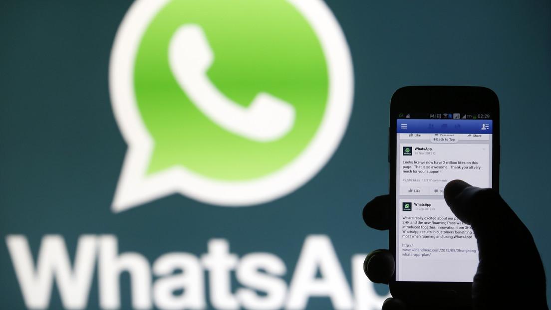 Expertos advierten a los usuarios de WhatsApp sobre una nueva amenaza de seguridad