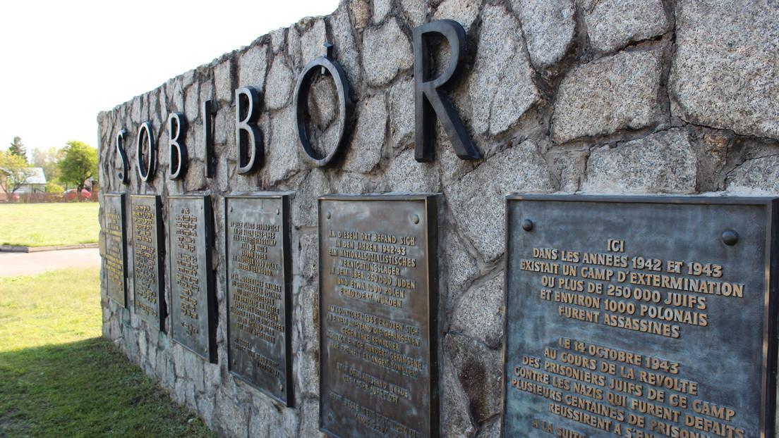 Hallan las placas de identificación de niños asesinados en un campo de concentración nazi en Polonia