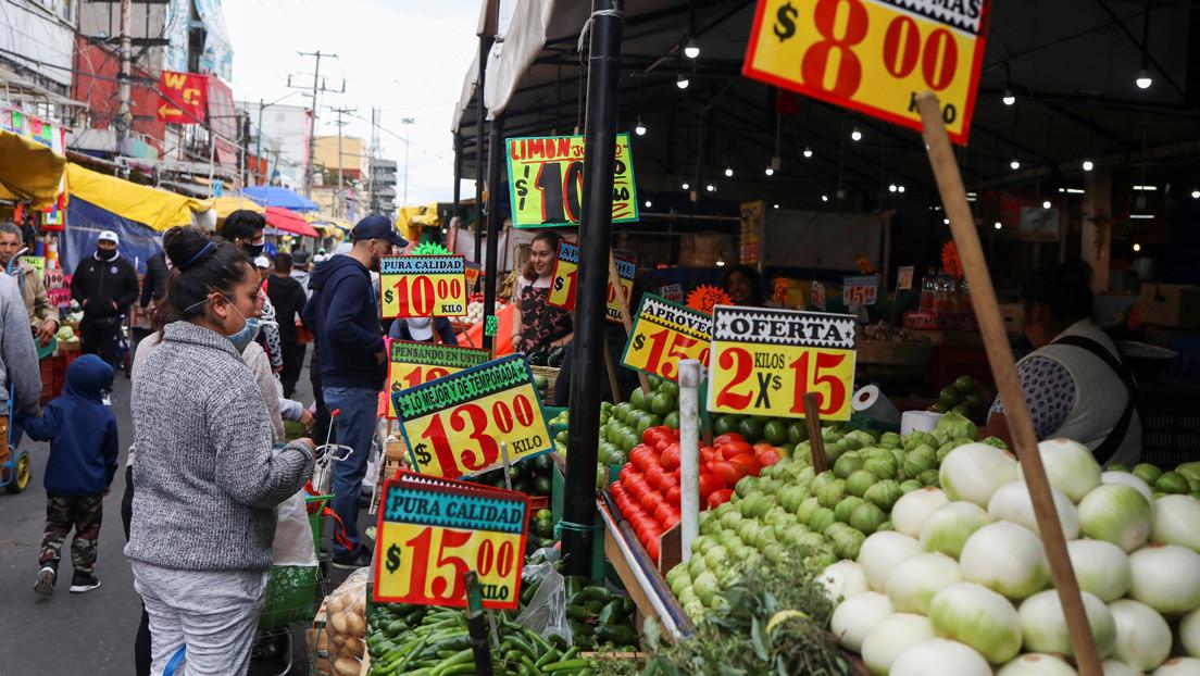 ONU: El índice mundial de precios de los alimentos es el más alto desde 2014